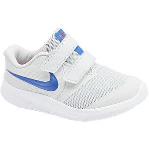 Levně Bílé dětské tenisky Nike Star Runner 2