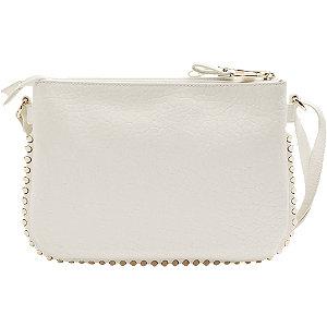 Levně Bílá kabelka Graceland