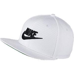 Levně Bílá kšiltovka Nike Pro Cap Futura