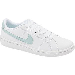 Levně Bílé kožené tenisky Nike Court Royale 2