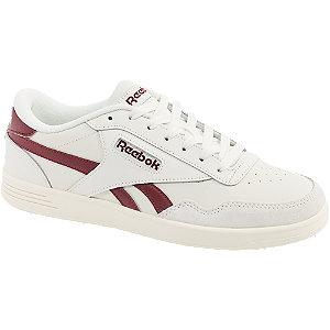 Levně Bílé kožené tenisky Reebok Royal Techque T Lux