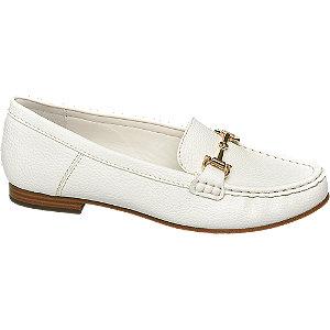 Levně Bílé mokasíny Graceland