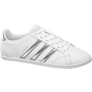 Levně Bílé tenisky Adidas Coneo Qt