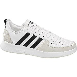 Levně Bílé tenisky Adidas Court 805