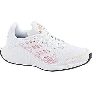 Levně Bílé tenisky Adidas Duramo SL