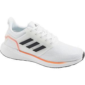 Levně Bílé tenisky Adidas EQ19 Run