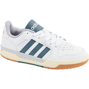 Levně Bílé tenisky Adidas Entrap