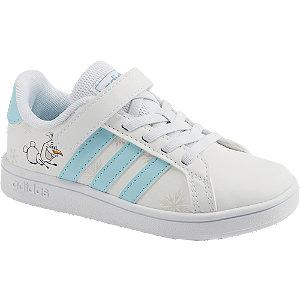 Levně Bílé tenisky Adidas Grant Court C