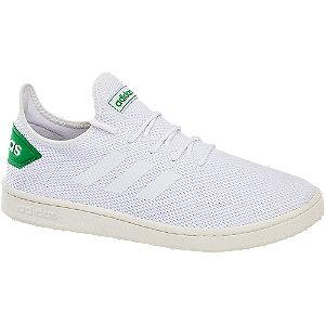 Levně Bílé tenisky Adidas Men Court Adapt