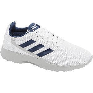Levně Bílé tenisky Adidas Nebzed