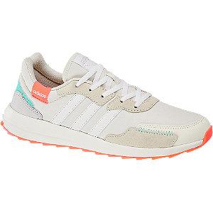 Levně Bílé tenisky Adidas Retrorun