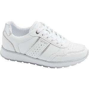 Levně Bílé tenisky Esprit