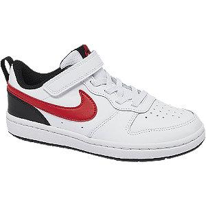 Levně Bílé tenisky Nike Court Borough Low (PSV)