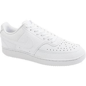 Levně Bílé tenisky Nike Court Vision Low