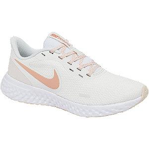 Levně Bílé tenisky Nike Revolution 5