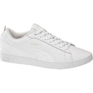 Levně Bílé tenisky Puma Smash