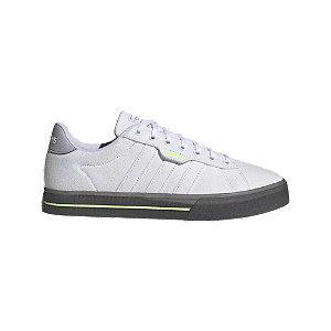 Levně Bílé tenisky adidas DAILY 3.0
