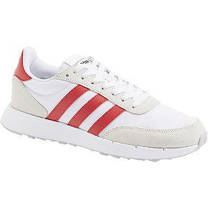 Levně Bílo-šedé tenisky adidas Run 60s 2.0