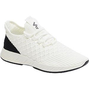 Levně Bílo-černé tenisky Vty