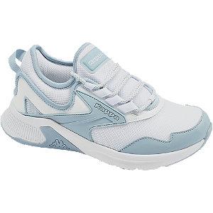 Levně Bílo-modré tenisky Kappa Gasira