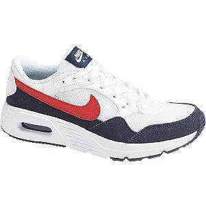 Levně Bílo-modré tenisky Nike Air Max Sc