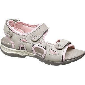 Levně Béžové sandály Landrover