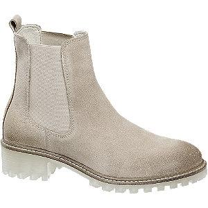 E-shop Béžová semišová Chelsea obuv 5th Avenue