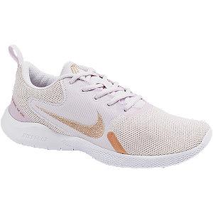 Levně Béžovo-fialové tenisky Nike Flex Experience Run 10