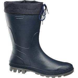 Donkerblauwe regenlaars Cortina maat 43