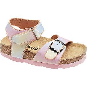 Levně Duhové dětské sandály Cupcake Couture
