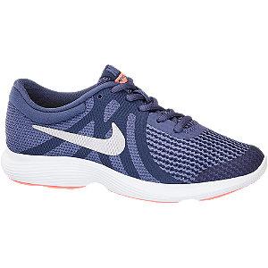 Levně Fialové tenisky Nike Revolution 4 Bg
