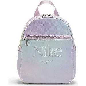 Levně Fialovo-růžový batoh Nike FUTURA 365 MINI