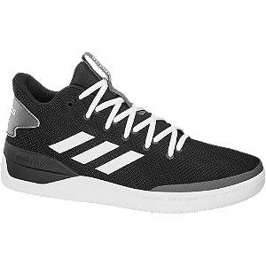 Unisex,Damen,Herren adidas Fitnessschuh BBall 80s schwarz