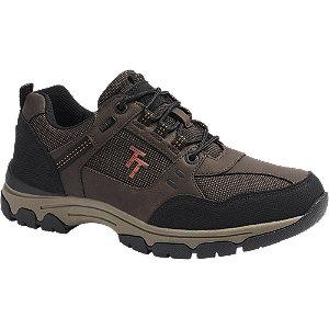 Levně Hnědá outdoorová obuv Tom Tailor