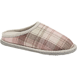 Levně Hnědo-růžové papuče Casa mia