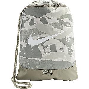 Levně Khaki vak Nike Brasilia Gym sack