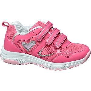 Unisex,Damen,Herren Cupcake Couture Klettschuh pink