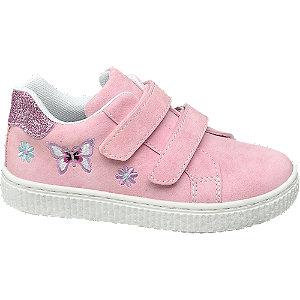 Unisex,Damen,Herren Cupcake Couture Klettschuh rosa
