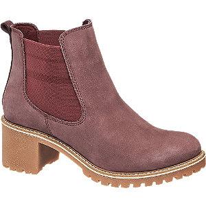 Levně Kožená obuv chelsea 5th Avenue