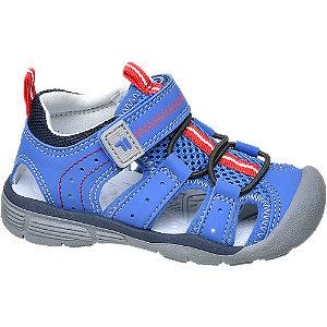 Levně Modré dětské sandálky Fila