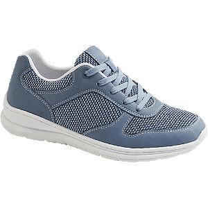Levně Modré komfortní tenisky Easy Street