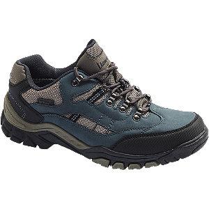 Levně Modrá outdoorová obuv Landrover s TEX membránou