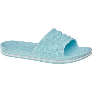 Levně Modré pantofle Blue Fin