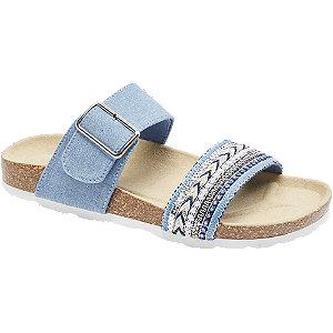 Levně Modré pantofle Graceland