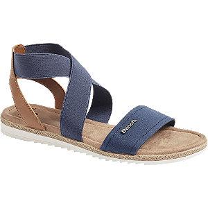 Levně Modré sandály Bench