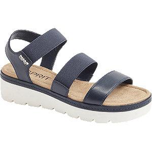 Levně Modré sandály Esprit