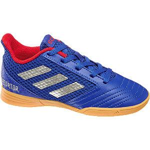 Levně Modré sálovky Adidas Predator 19.4 In Salsa J