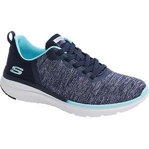 Levně Modré tenisky Skechers
