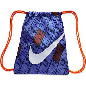 Levně Modro-oranžový vak Nike
