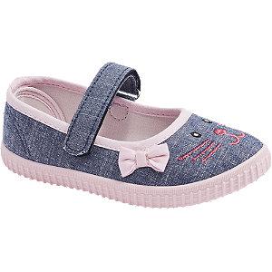 Levně Modro-růžové přezůvky Cupcake Couture